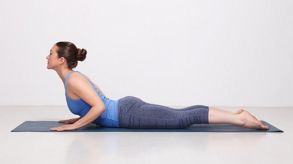 Pose Yoga yang